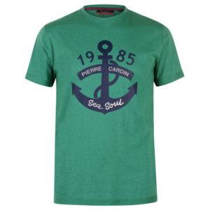 Tričko Neptune Print T Shirt pánské