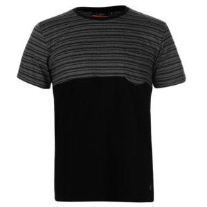 Stripe T Shirt pánské