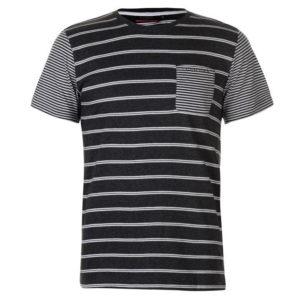 2 Stripe T Shirt Pánské