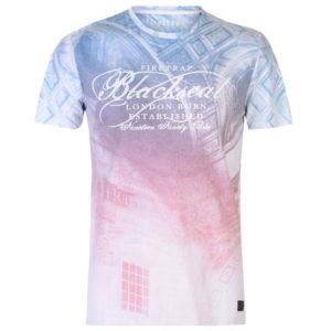 Blackseal barokní tričko