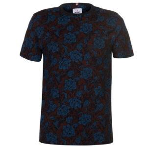 Květinová trička