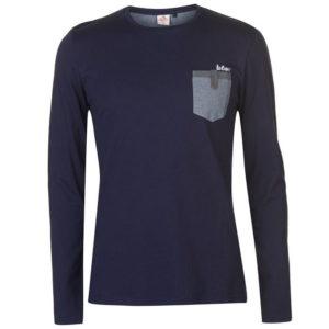 Chambray T Shirt pánské