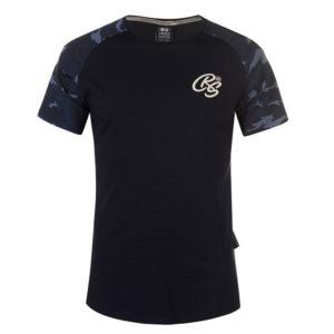 Tílko Hillgrove Camouflage T Shirt Mens