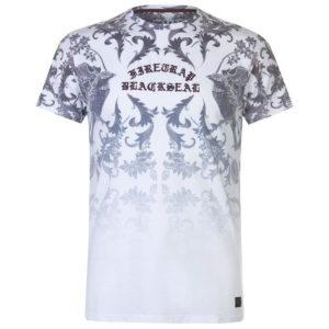 Blackseal vyšívané tričko
