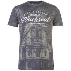 Blackseal City gotická trička