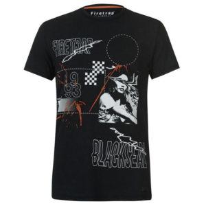Blackseal Vytisknout zdobené tričko