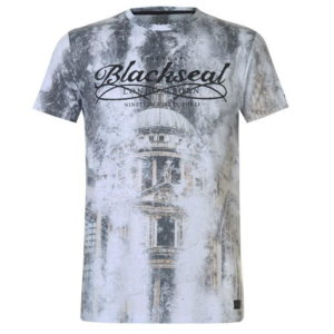 Tričko Blackseal City T