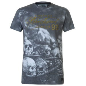 Blackseal Sub Skull T Shirt