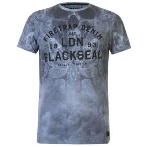 Blackseal Death Moth T Shirt