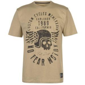 Custom Motox Basic T Shirt pánské