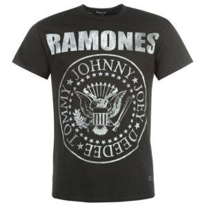 Blackseal Ramones tričko pánské