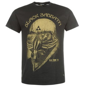 Blackseal Black Sabbath T Shirt