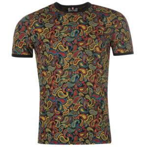 Paisley T Shirt