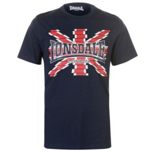 Tričko LDN Logo T Shirt pánské