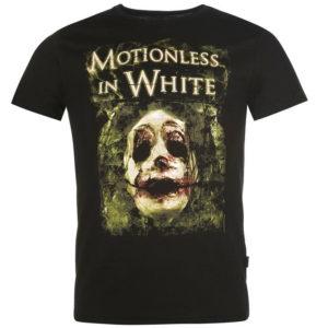 Motionless v bílé tričko pánské