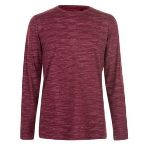 Dlouhý rukáv Dye Jersey T Shirt pánské