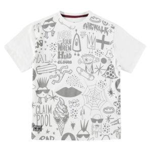 Dámské tričko s tričkami