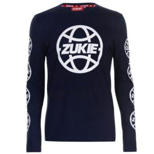 Globe dlouhý rukáv Logo T Shirt Pánské