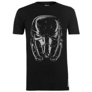 Hvězdné války Villain T Shirt pánské