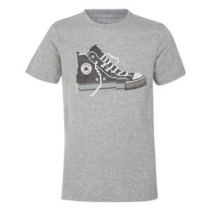 Pixelovaný tričko Chuck Taylor T