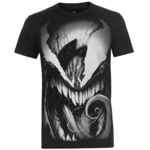 Značka Marvel T Shirt Mens