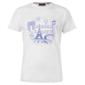 Paříž Tričko tričko pánské