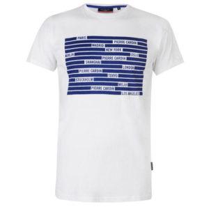 Tričko s vytištěným textem