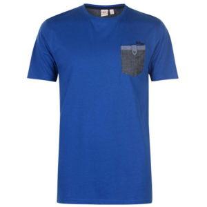 Chambray Pocket T Shirt pánské
