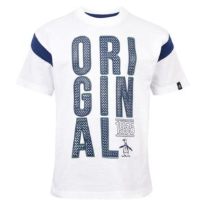 Over Logo T Shirt