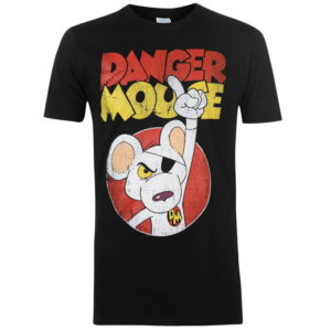 Character Danger T Shirt Mens