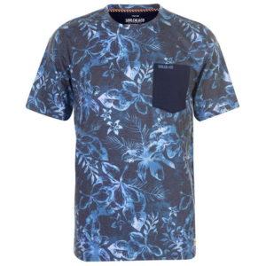 AOP Pocket T Shirt Pánské