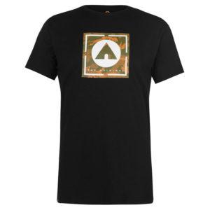 Camo Logo tričko pánské