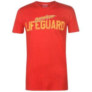 Baywatch T Shirt Pánské