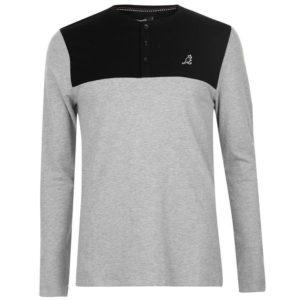Střih a šijeme LS T Shirt pánské
