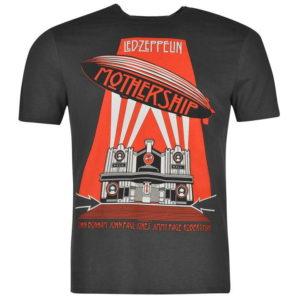 Zesilovač Led Zeppelin T Shirt pánské