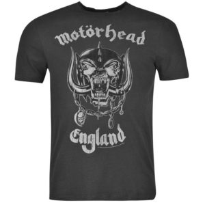 Motorhead T Shirt Mens