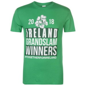 Slam Winners T Shirt Pánské