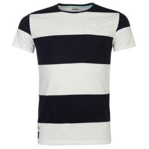 Bloková příze Dye T Shirt Mens