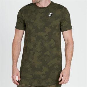 Dlouhé tričko značky T-Shirt pánské