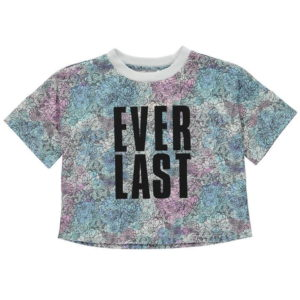 Boxy T Shirt Junior dívky