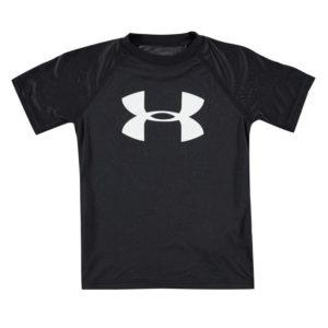 Velké logo Solid T Shirt Junior Boys