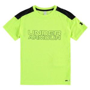 Aktivujte trička mladých chlapců