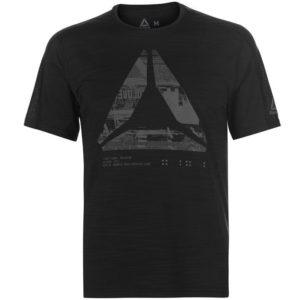 Graphic Move T Shirt Pánské