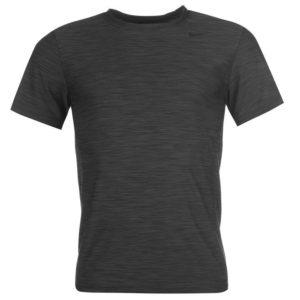 Dýchat krátký rukáv T Shirt Mens