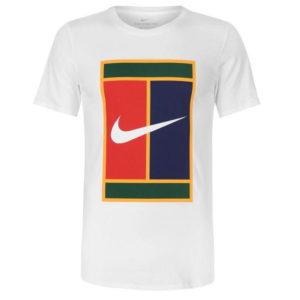 Court Tennis Heritage Logo tričko pánské