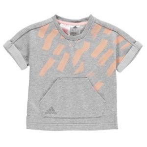 Bavlněné obálky T Shirt dětské dívky