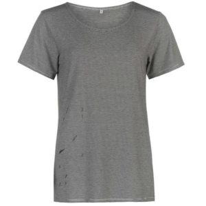 Blackseal Distressed tričko dámské