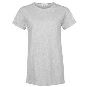 Long Line Boyfriend tričko dámské