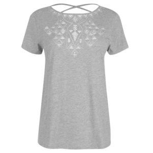 Dámské tričko Cross Back
