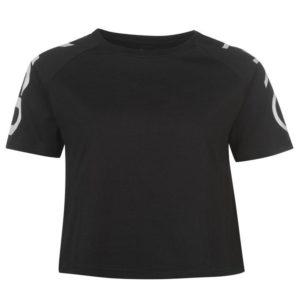 Ořezané tričko dámské